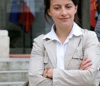 Cécile Duflot femme