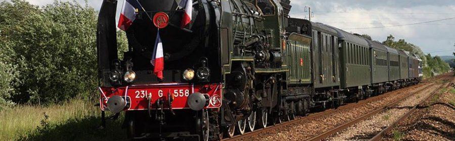 La saison 2019 est terminée pour l'association Pacific vapeur club, basé à Sotteville-lès-Rouen (76) et sa mythique locomotive à vapeur Pacific 231G558.