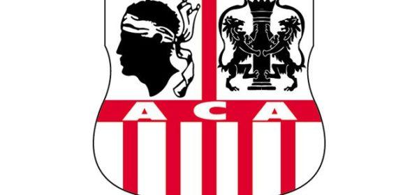 Logo de l'AC Ajaccio.