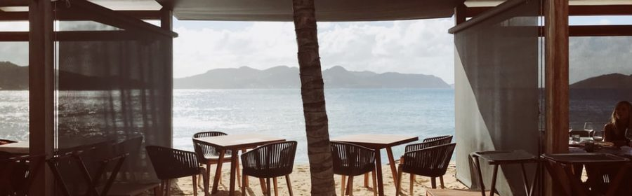 Christopher Hotel, Saint Barthélemy, France (Crédit : Unsplash).