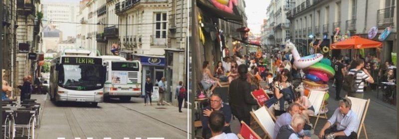PLEIN CENTRE a lancé cette pétition adressée à Ville de Nantes - Nantes Métropole.