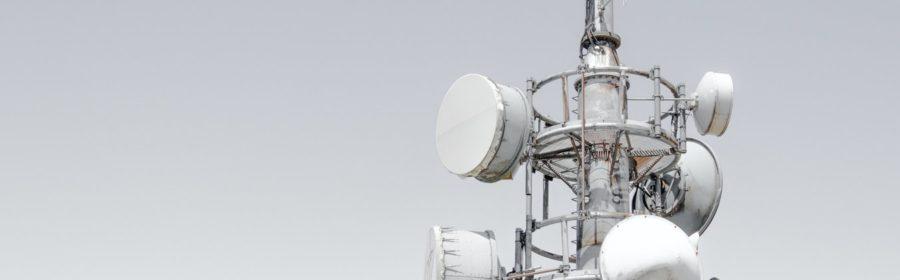 Une antenne de téléphonie en Nouvelle Zélande (Photo : Unsplash).